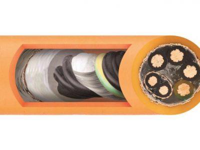 Cable CF27.D de par trenzado