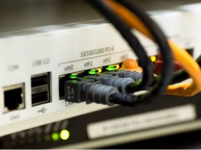 Cables ethernet foto
