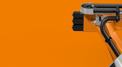 cadena portacables para robótica