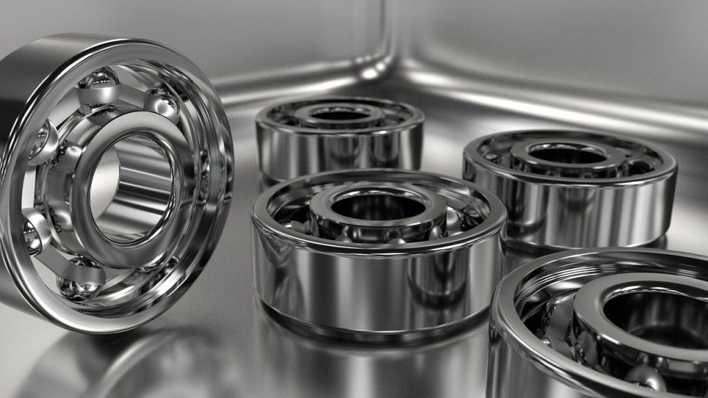 rodamientos metal