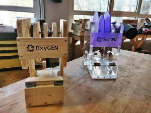 oxygen respirador