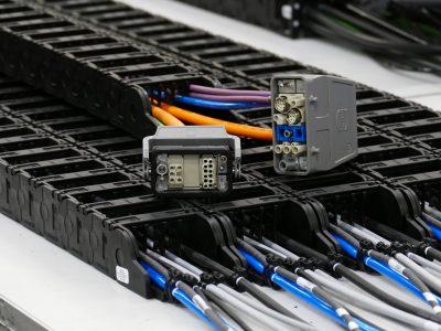 Cable confeccionado con conector harting