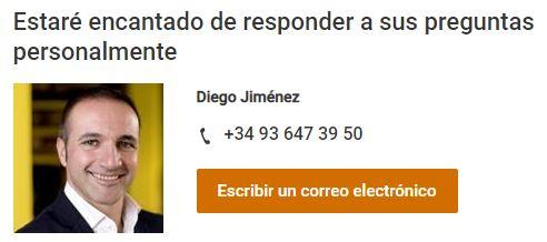 contacto técnico Diego Jiménez