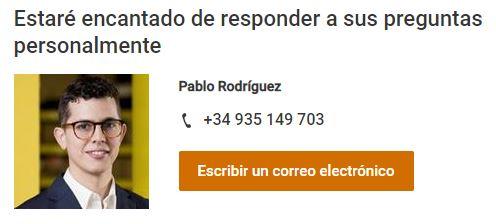 Pablo Rodríguez igus