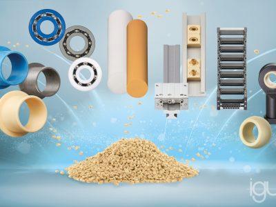 Plásticos técnicos en el mundo industrial