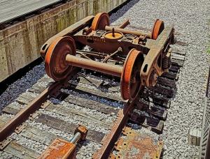 Bogie de tren