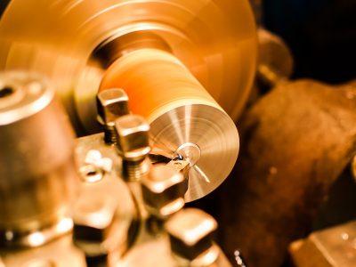 Mecanizado de husillo