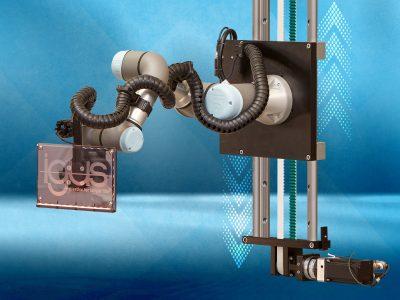 7º eje lineal para robots