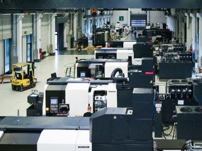 Producción fábrica