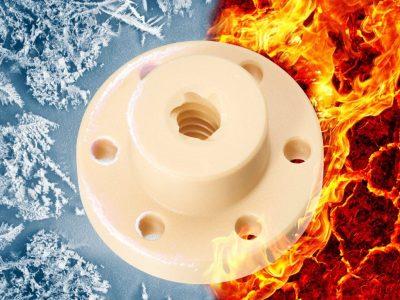 tuercas y la influencia de la temperatura