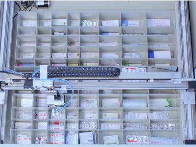 dispensador de medicamentos automatizado
