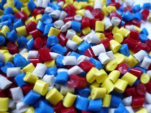 plastico granulado